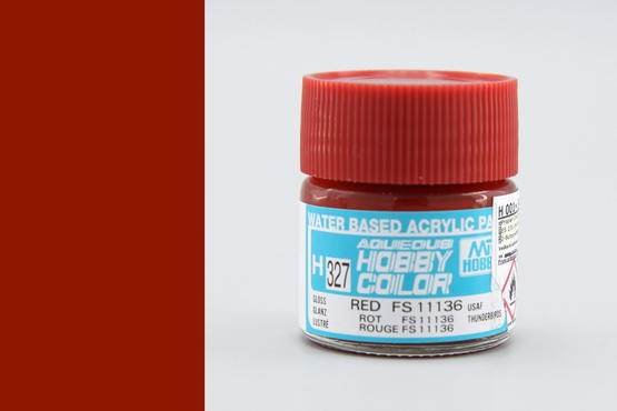 Hobby color - FS11136 red