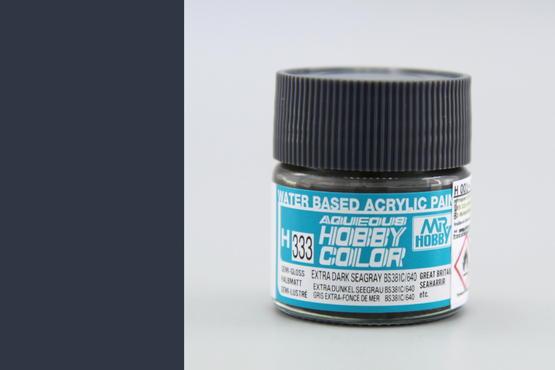 Hobby color - extra dark seagray BS381C/640