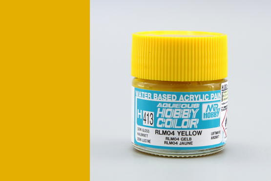 Hobby color - RLM04 yellow