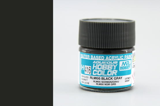 Hobby color - LM66 black gray