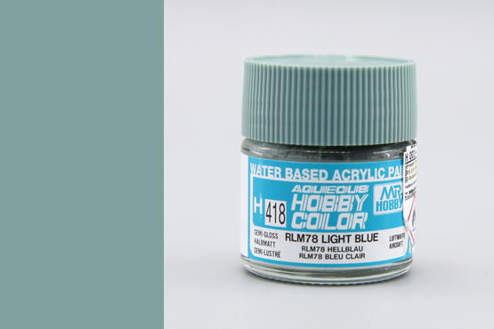 Hobby color - RLM78 light blue