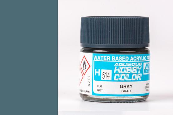 """Hobby color - Gray """"Grau"""""""