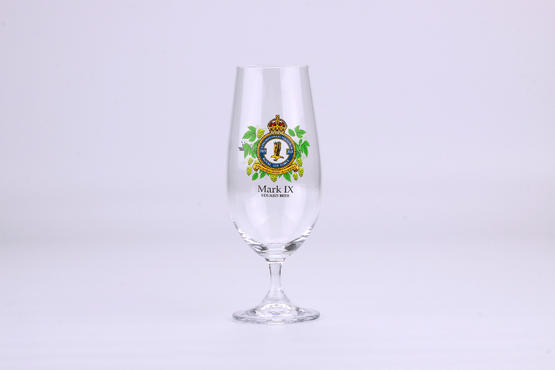 Spitfire Beer Glass - No. 313 Squadron  - 1