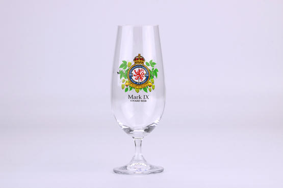 Spitfire Beer Glass - No. 310 Squadron  - 1