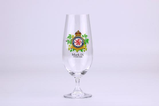 Pivní sklenice - 310. peruť  - 1