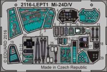 Mi-24D/V PE-set 1/72  - 1