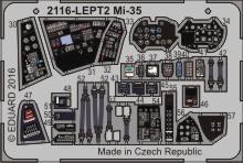 Mi-35 PE-set 1/72  - 1