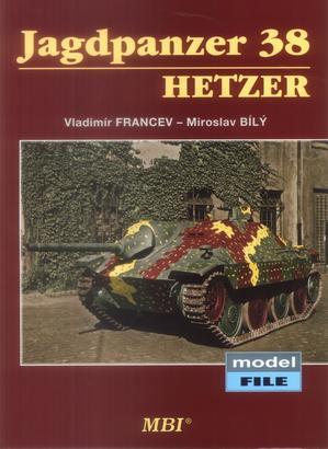 Jagdpanzer 38 HETZER  - 1