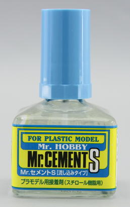 Mr.Cement S - lepidlo na plast 40ml