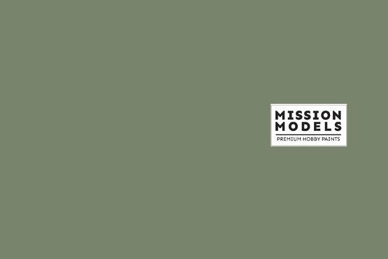 Mission Models Paint - J3 Hai-Iro Lt Grey Japanese Zero Grey 30ml