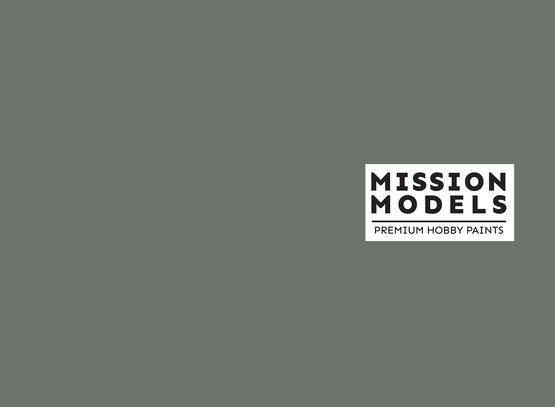 Mission Models Paint - Cold Rolled Steel 30ml