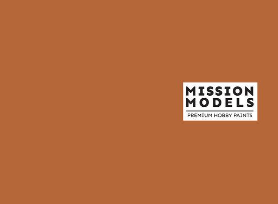 Barva Mission Models - měď 30ml