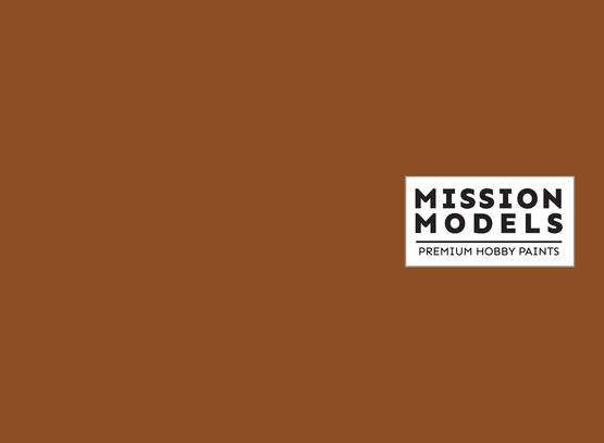 Mission Models Paint - Brown 30ml