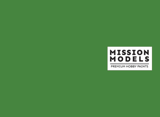 Mission Models Paint - Green 30ml