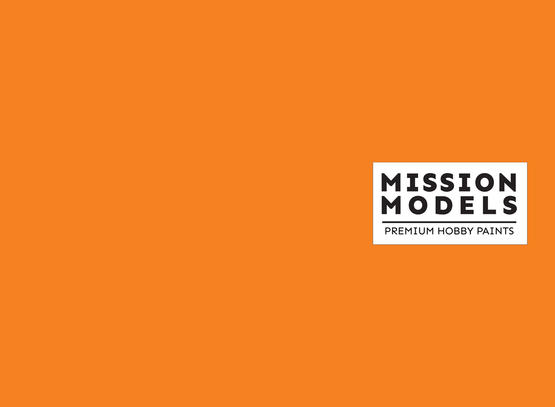 Mission Models Paint - Orange 30ml