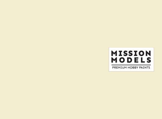 Barva Mission Models - světlá žluto-hnědá (tříslová) 30ml