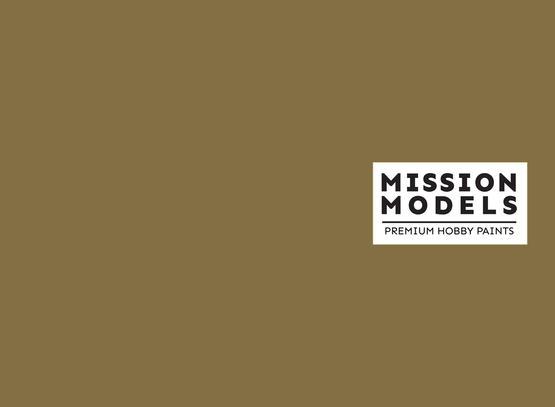 Mission Models Paint - Graugrun Khakigrun RAL 7008 30ml