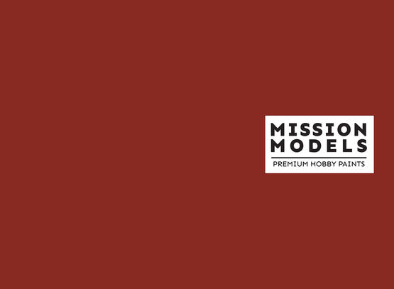 Mission Models Paint - Rotbraun RAL 8012 30ml