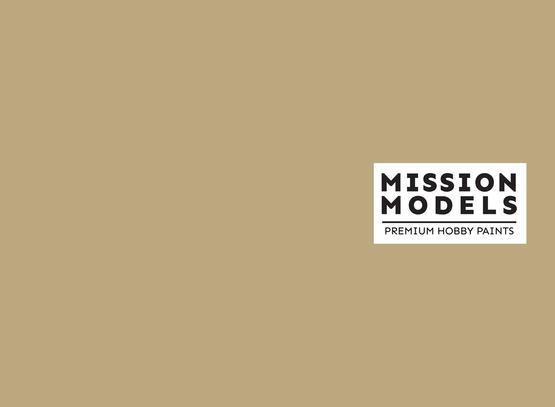 Mission Models Paint - Sandgrau RAL 7027 30ml