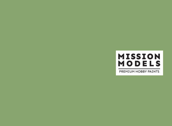 Mission Models Paint - Resedagrun RAL 6011 30ml