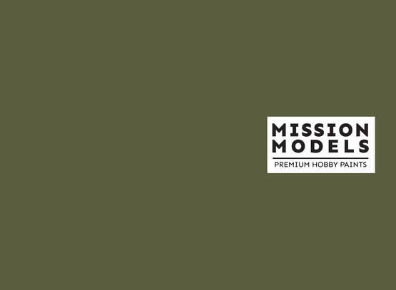 Mission Models Paint - US Army Olive Drab Faded 3 30ml