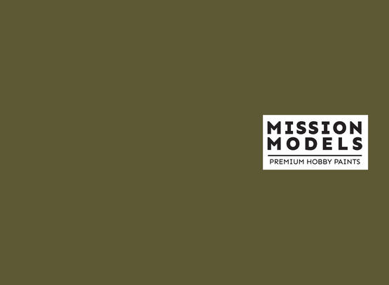 Mission Models Paint - US Army Olive Drab ANA 319 30ml