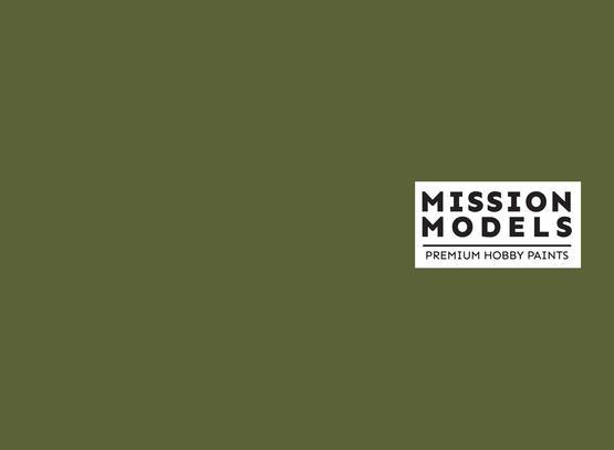 Mission Models Paint - US Army Olive Drab FS 34088 30ml