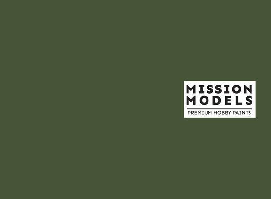 Mission Models Paint - Russian Green Modern 30ml