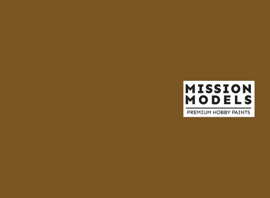 Mission Models Paint - NATO Brown 30ml