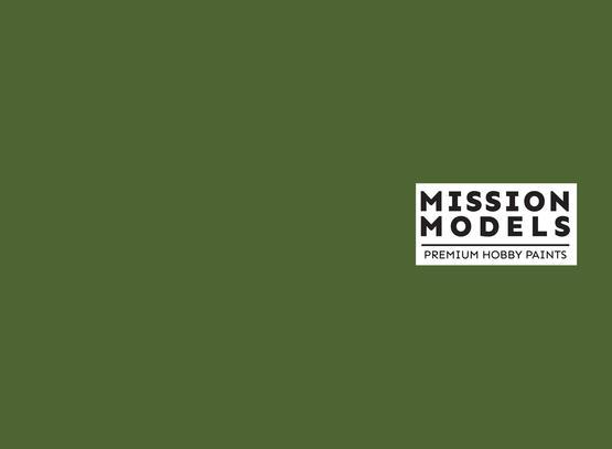 Mission Models Paint - NATO Green  30ml