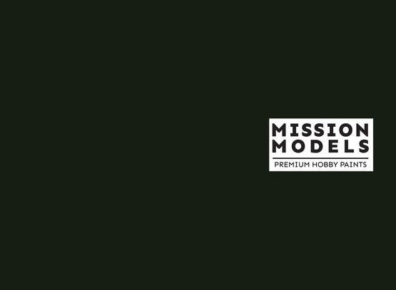Mission Models Paint - NATO Black 30ml