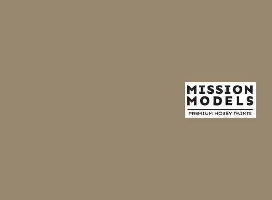 Mission Models Paint - IDF Sandgrey version 1 30ml