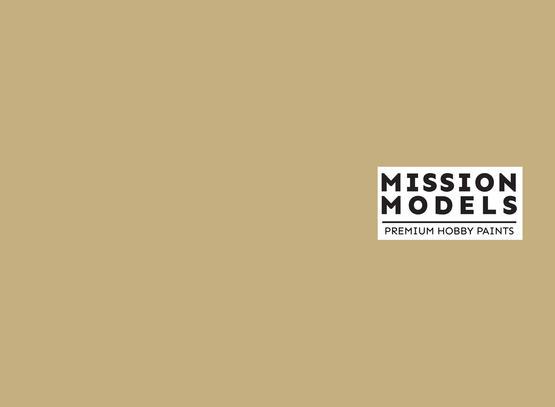 Mission Models Paint - US Desert Tan Modern 2 FS 33446 30ml