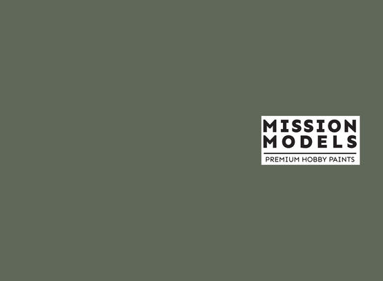 Mission Models Paint - Field Grey RLM 80 30ml