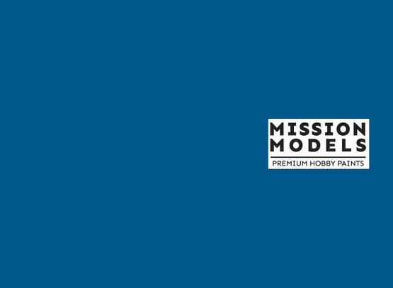 Mission Models Paint - Blue 30ml