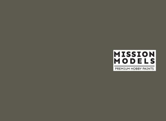 Mission Models Paint - Grauviolet RLM 75 30ml