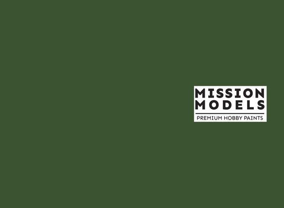 Mission Models Paint - Hellgrun RLM 82 30ml