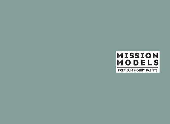 Mission Models Paint - Hellblau RLM 78 30ml