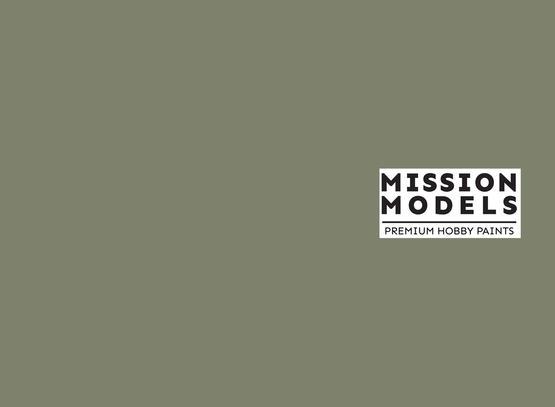 Mission Models Paint - Grau RLM 02 30ml