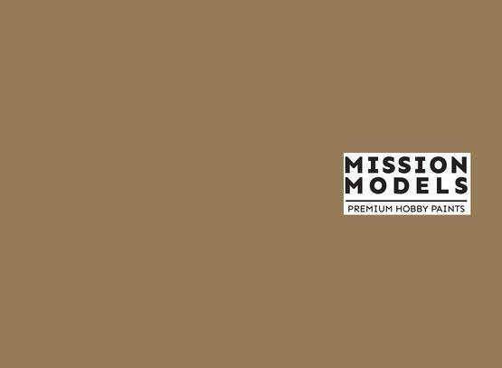 Mission Models Paint - Dark Tan FS 30219 30ml
