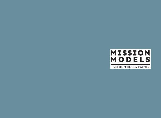 Mission Models Paint - Blue Grey FS 35189 30ml