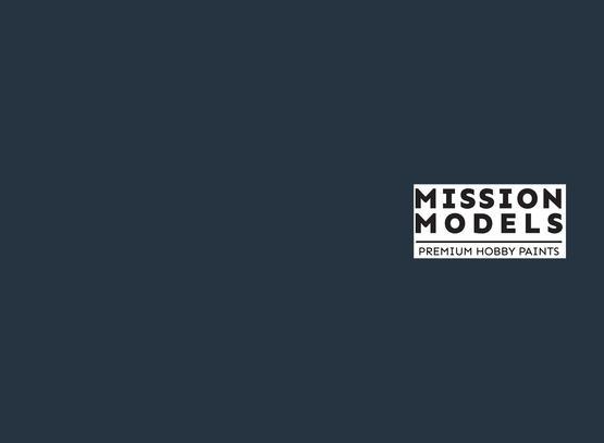 Mission Models Paint - USN/USMC Sea Blue FS 35042 30ml