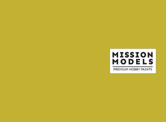 Mission Models Paint - Yellow Zinc Chromate 30ml