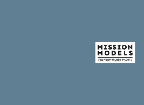Mission Models Paint - Intermediate Blue FS 35164 30ml