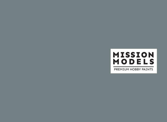 Mission Models Paint - Medium Gray FS 35237 30ml
