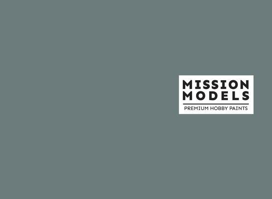 Mission Models Paint - Light Sea Grey 30ml