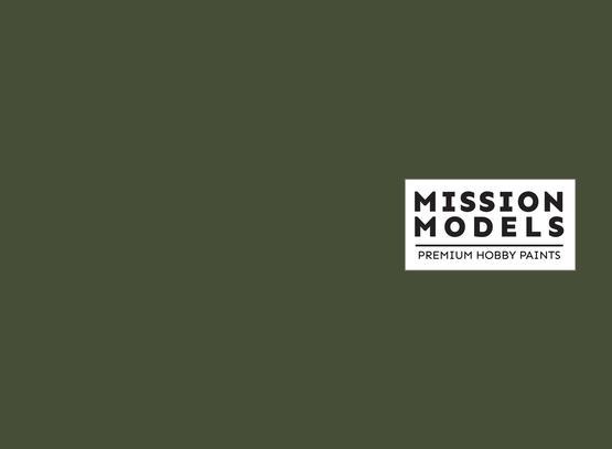Mission Models Paint - RAF Dark Green 30ml