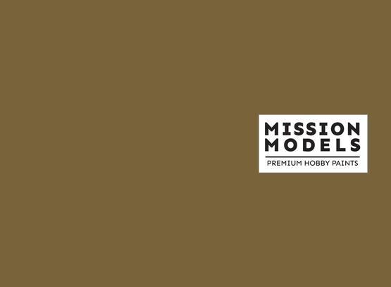 Barva Mission Models - zemitá, RAF Dark Earth 30ml