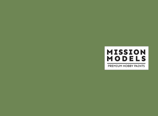 Mission Models Paint - RAF Interior Green 30ml