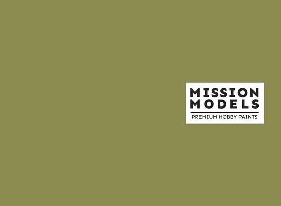 Mission Models Paint - Russian WWII 4B0 FS 34257 30ml